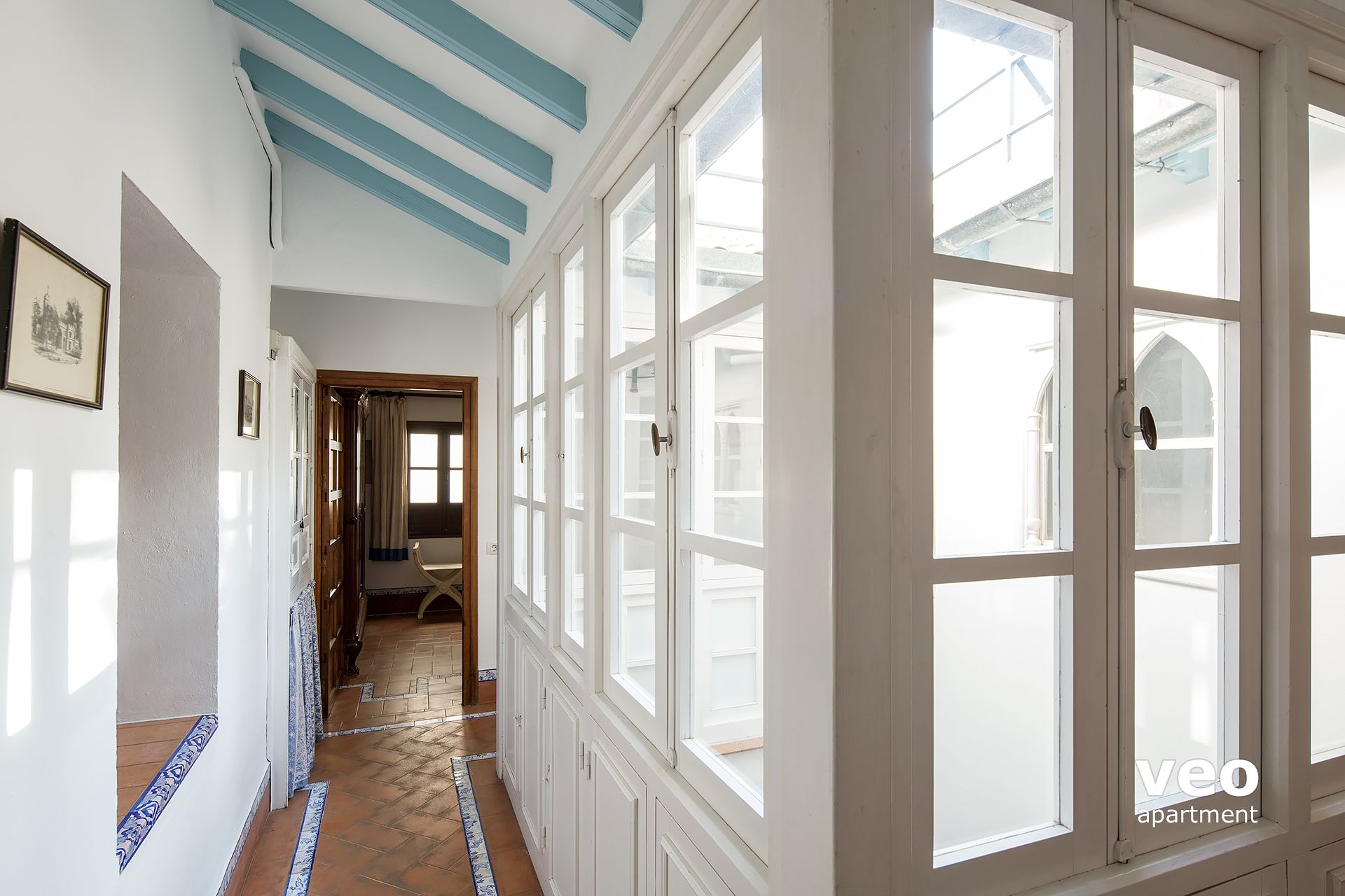 Casa 28 rueil malmaison seville apartment view towards for Appart hotel seville
