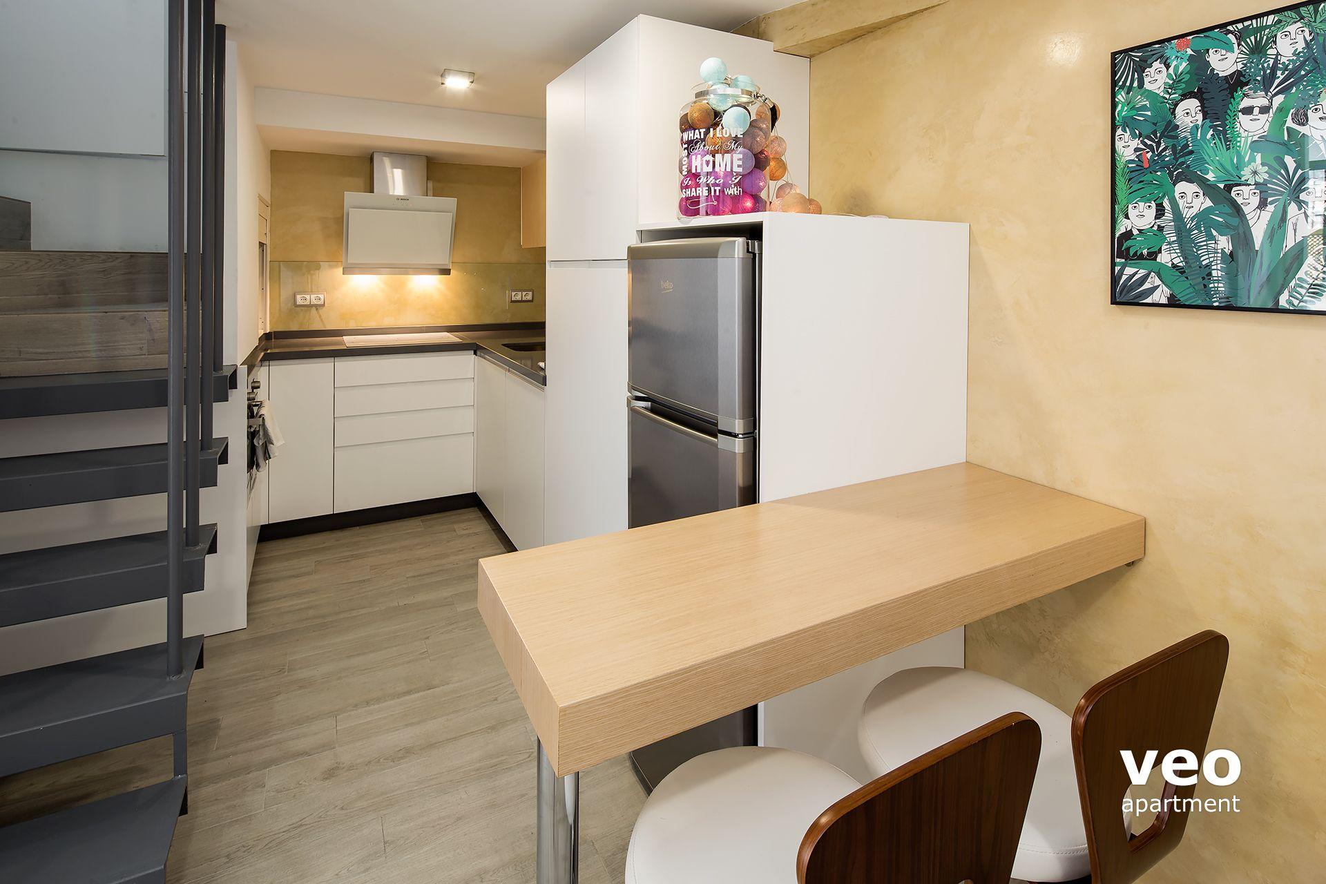 Appartement Rue Escoberos S 233 Ville Espagne Escoberos