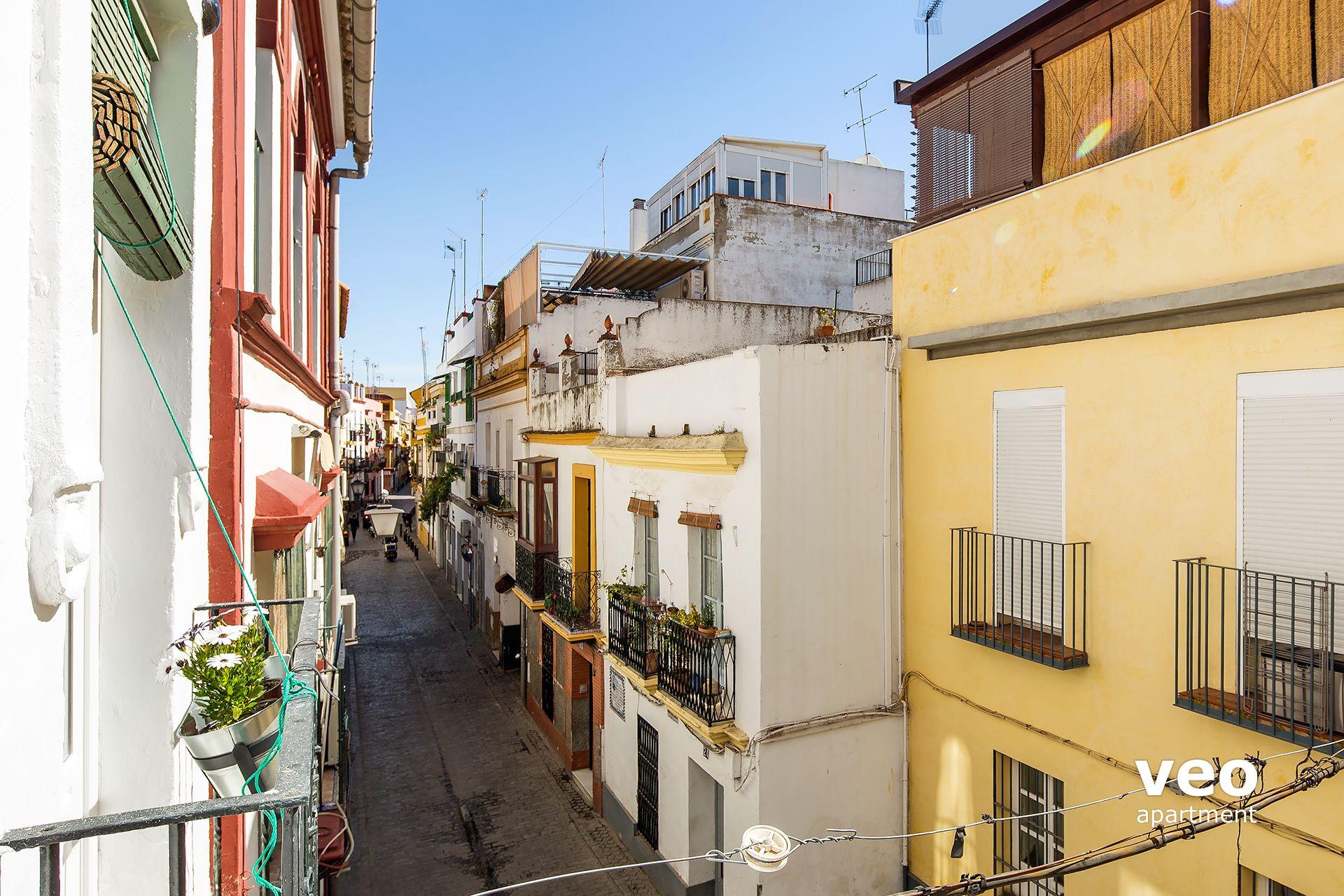 Seville Apartment Rodrigo De Triana Street Seville Spain