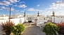 Seville Apartment - Terrace No.2. The apartment building is made up of 2 holiday flats which share 2 terraces.