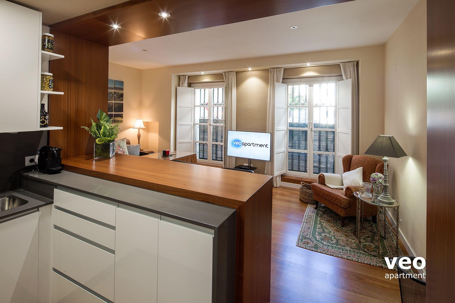 Sevilla apartmento calle san vicente sevilla espa a san for Alquiler de apartamentos por dias en sevilla