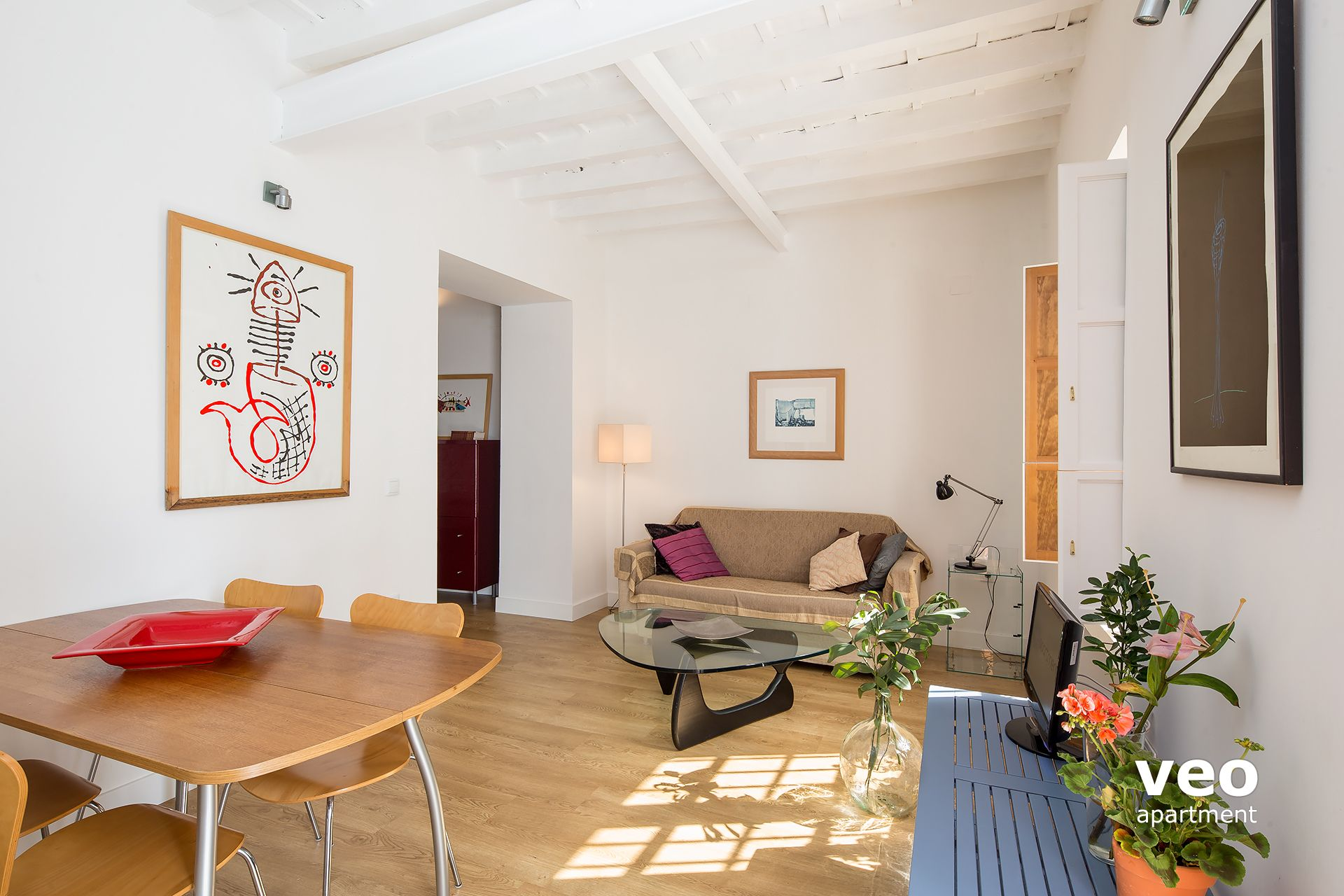 Appartement Rue Jes 250 S Del Gran Poder S 233 Ville Espagne