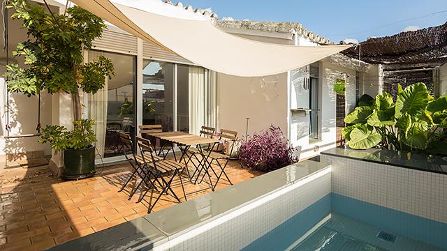 Appartement Terrasse Barcelone