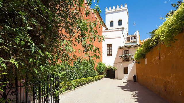 Rent vacation apartment in Seville Judería Street Seville