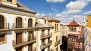 Seville Apartment - View of Jes�s del Gran Poder street.