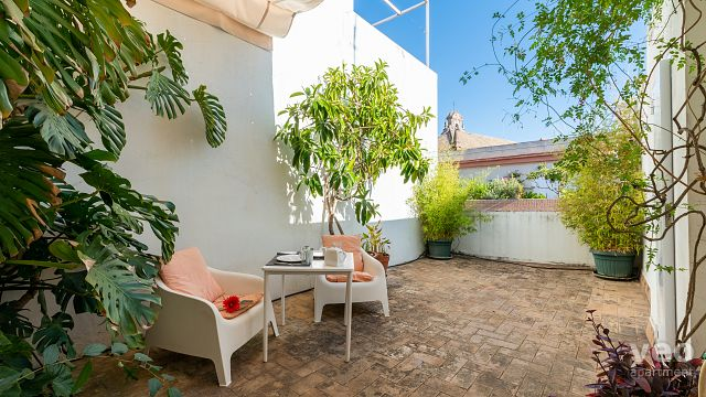 Rent vacation apartment in Seville Yuste Street Seville
