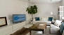Seville Apartment - Smart TV with original version channels. There is free WIFI internet access.