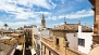Seville Apartment - View of the Cathedral from the terrace.