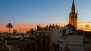 Seville Apartment - View of the Cathedral.