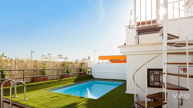Rent vacation apartment in Seville Relator Street Seville