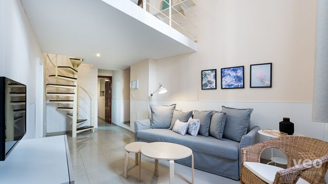 Appartement rue gerona s ville espagne gerona location for V encarnacion salon