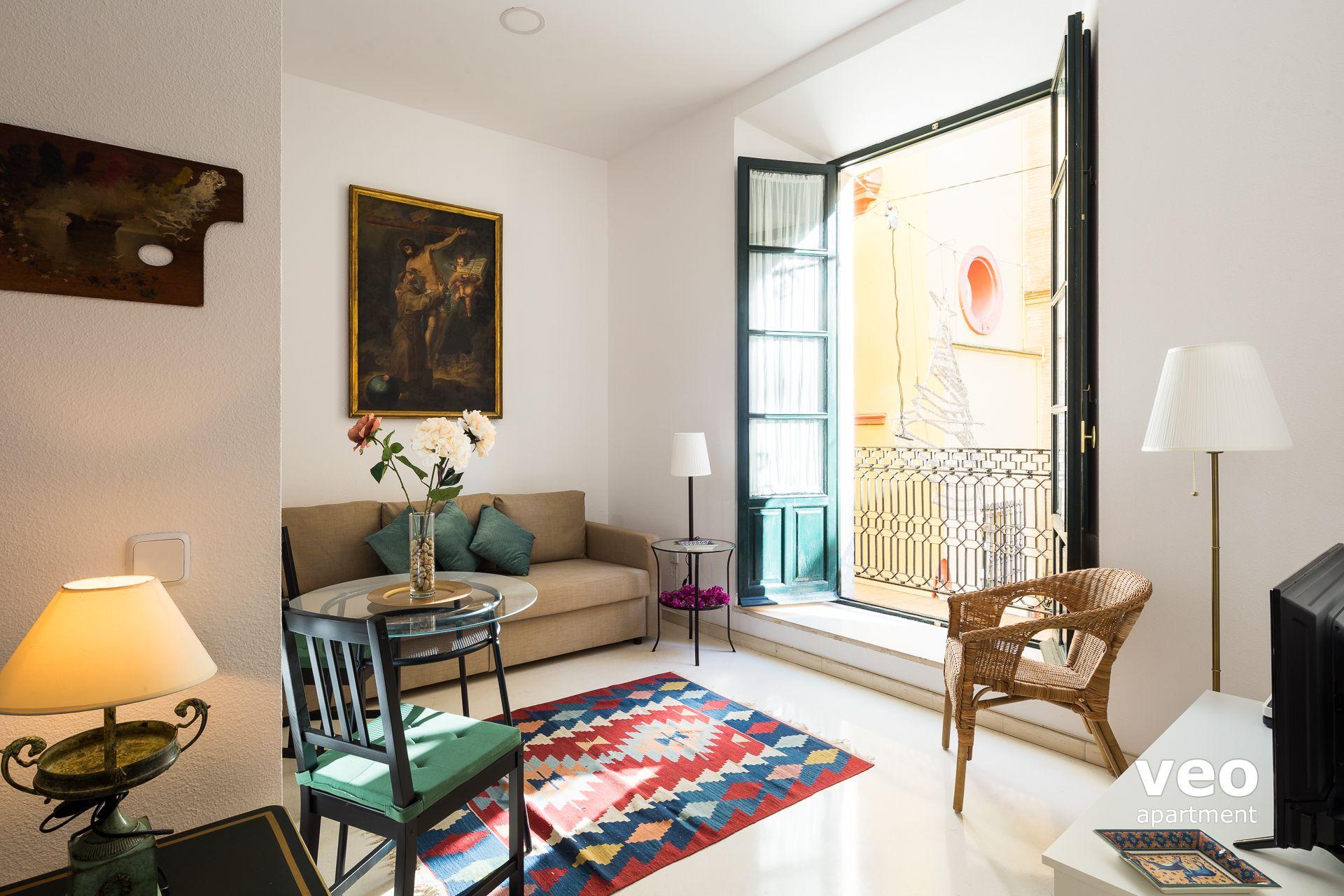 Sevilla apartmento calle francos sevilla espa a francos for Registro bienes muebles sevilla