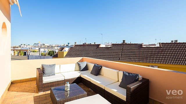 Rent vacation apartment in Seville Santiago Street Seville