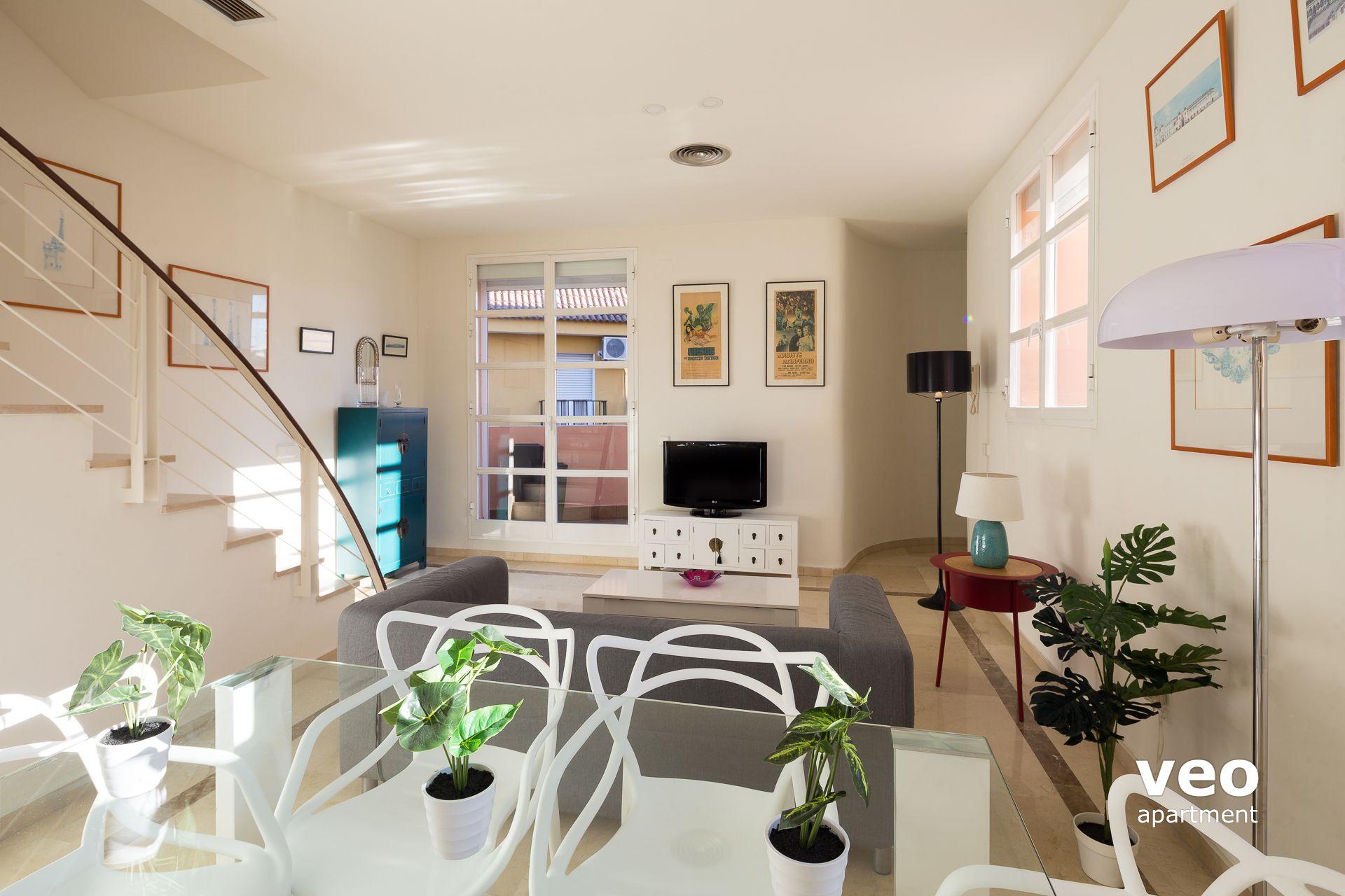 Muebles De Baños En Sevilla : Sevilla apartmento calle santiago españa