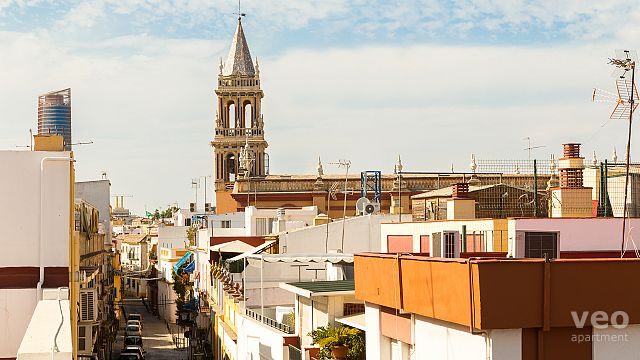 Rent vacation apartment in Seville Pelay Correa Street Seville