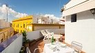 Ferienwohnung in Sevilla San Felipe Terrace | 1 bedroom, private terrace
