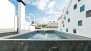 Seville Apartment - Private terrace with pool (third floor).