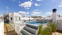 Seville Apartment - Apartment with private terrace and pool.