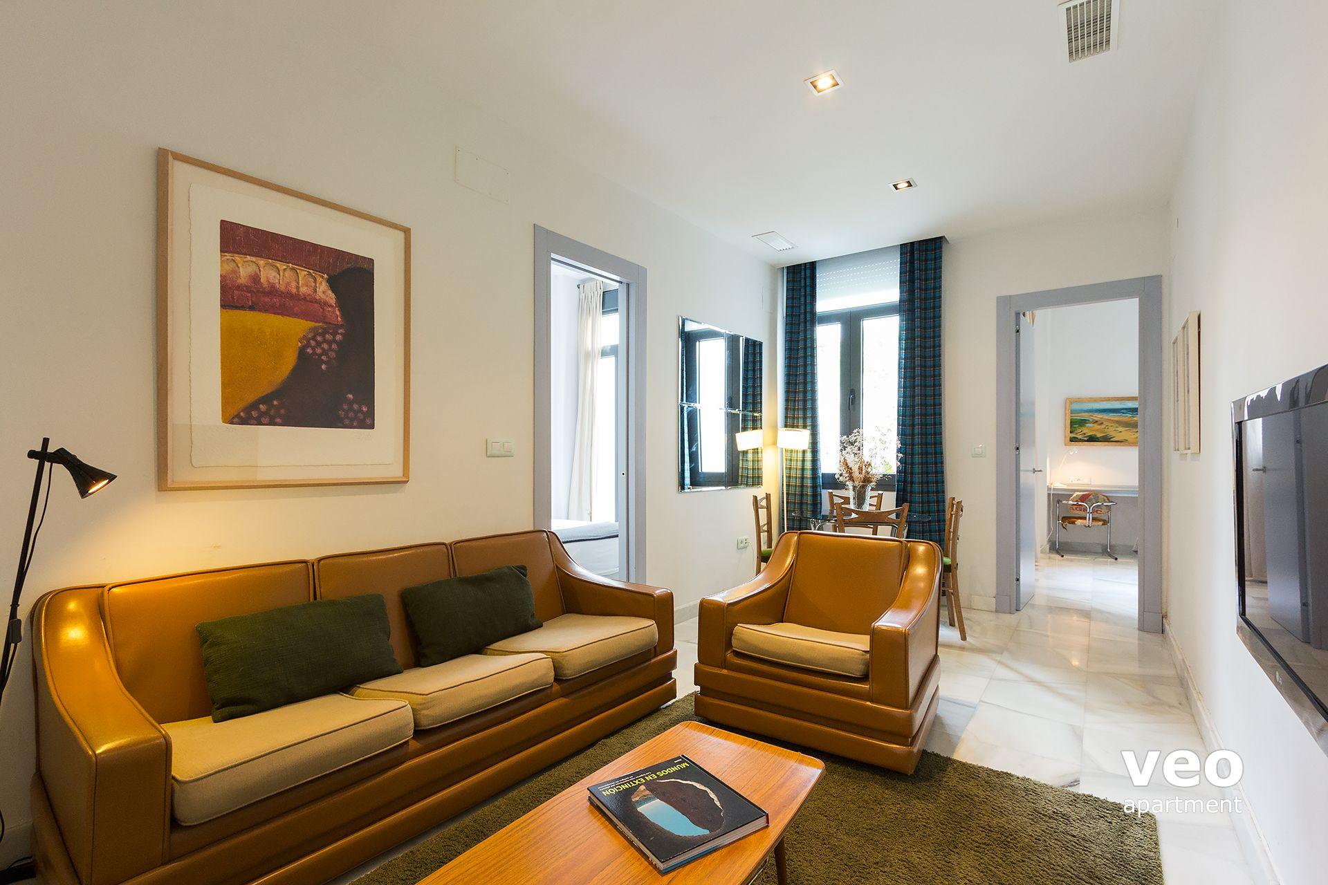 Sevilla apartmento calle teodosio sevilla espa a for Alquiler de apartamentos por dias en sevilla