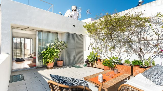 Rent vacation apartment in Seville Castilla Street Seville