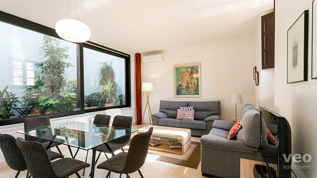 Rent vacation apartment in Seville Habana Street Seville