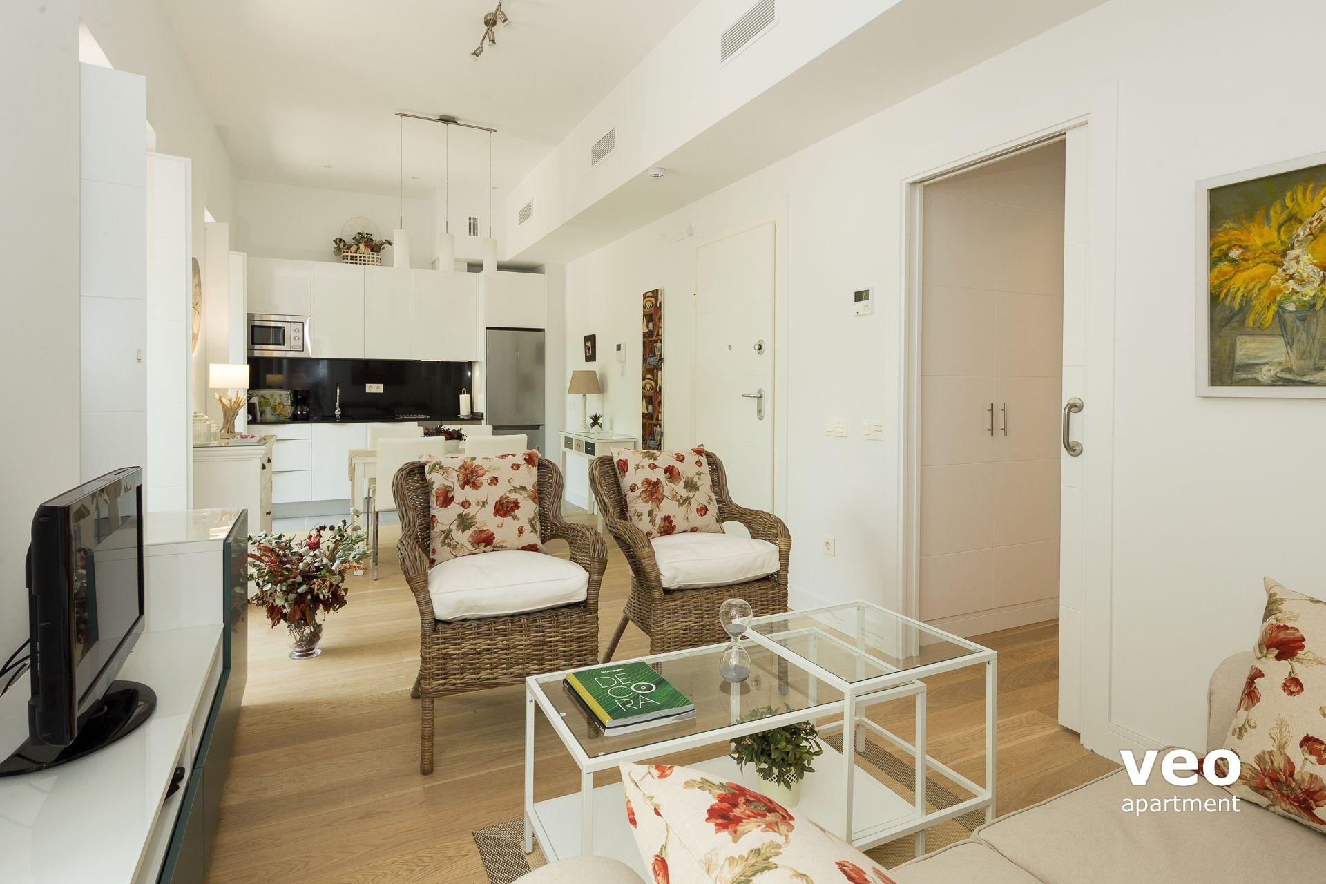 Seville Apartment De Men 233 Ndez Pelayo Avenue Seville Spain